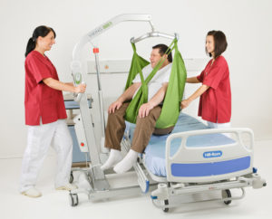 Patsiendi tõstesüsteem, patsienditõstuk